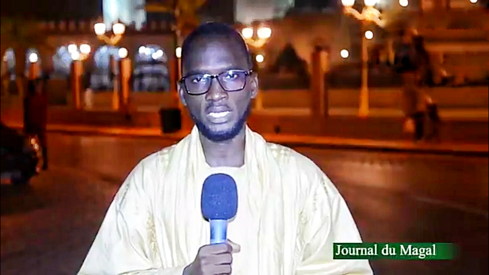 18 Safar 1440H : le journal du Magal Mardi 23 Octobre Elhadji fallou Syll