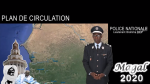 Magal 2020 - Plan de circulation de la Police Nationale présenter en wolof par le lieutenant Ibrahima Diop